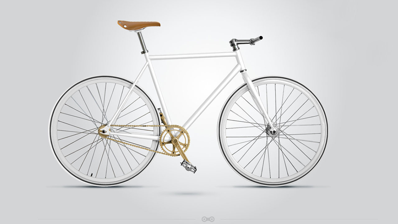 11个自行车相关的网站设计欣赏