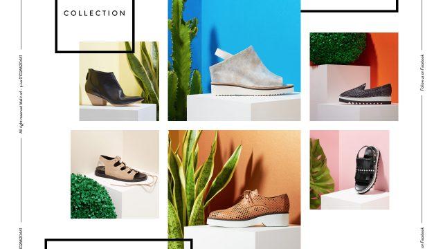 10个鞋类网站设计欣赏