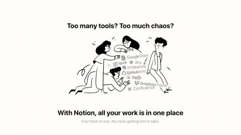 远程工作?先了解一下这些团队协作工具